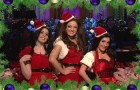 "I ""Leterally"" Love this: ""Merry Christmas from the Kardashians"" (SNL VIDEOS)"