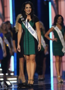 Sarah Downs, Miss Idaho