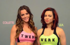 You've got to check out their TwerkOut WerkOut Business (VIDEO)