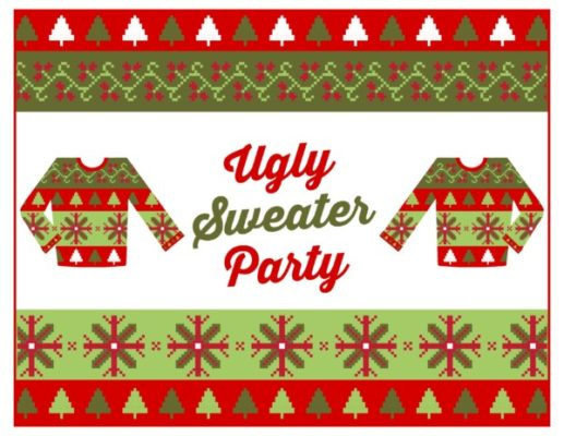 LA Penntertainment Ugly Holiday Sweater Happy Hour (12/1, 7-9 pm)