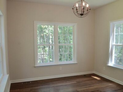 5307 partlow road - dining room