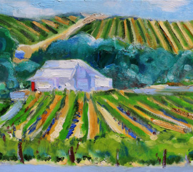 White Barn and Vineyard, Napa