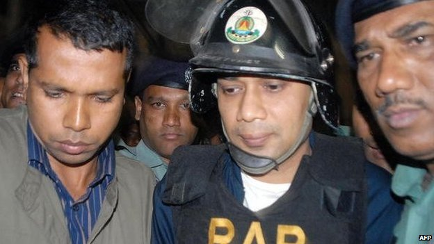 Tarique Rahman is a leading figure in the opposition BNP