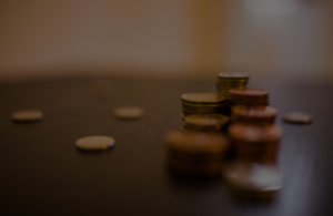 coins on the table | Lift CPA Accounting Vancouver
