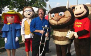 Me with the Wild Things