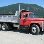 1967 Ford T850