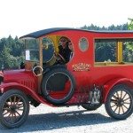1920 Ford T Panel