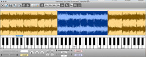 view from Transcribe! best guitar transcription software