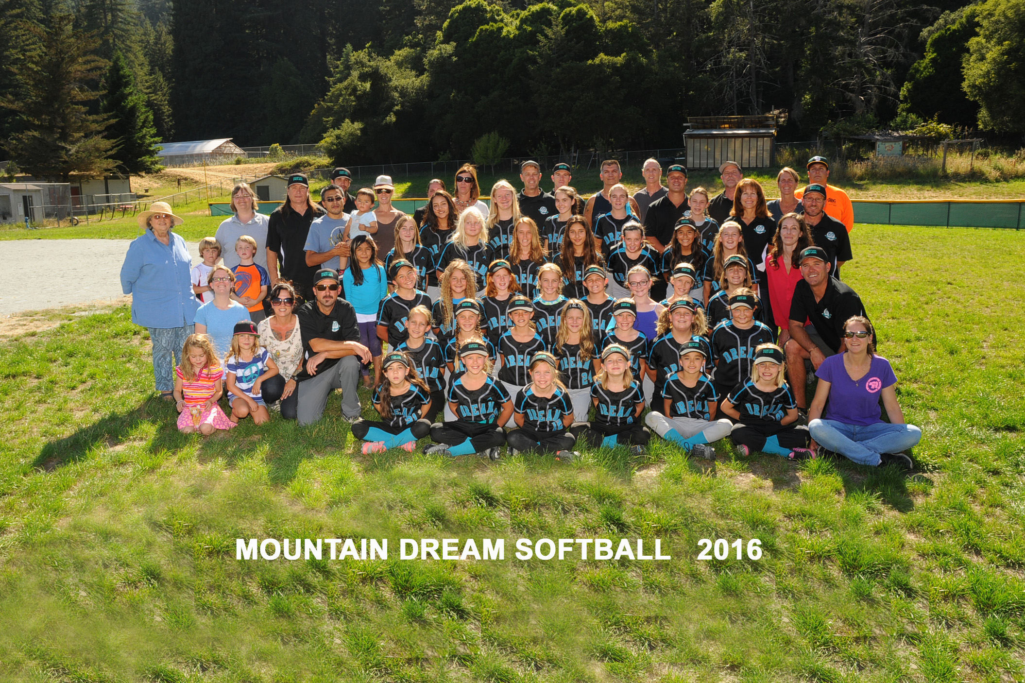 2016 Mtn. Dream Family