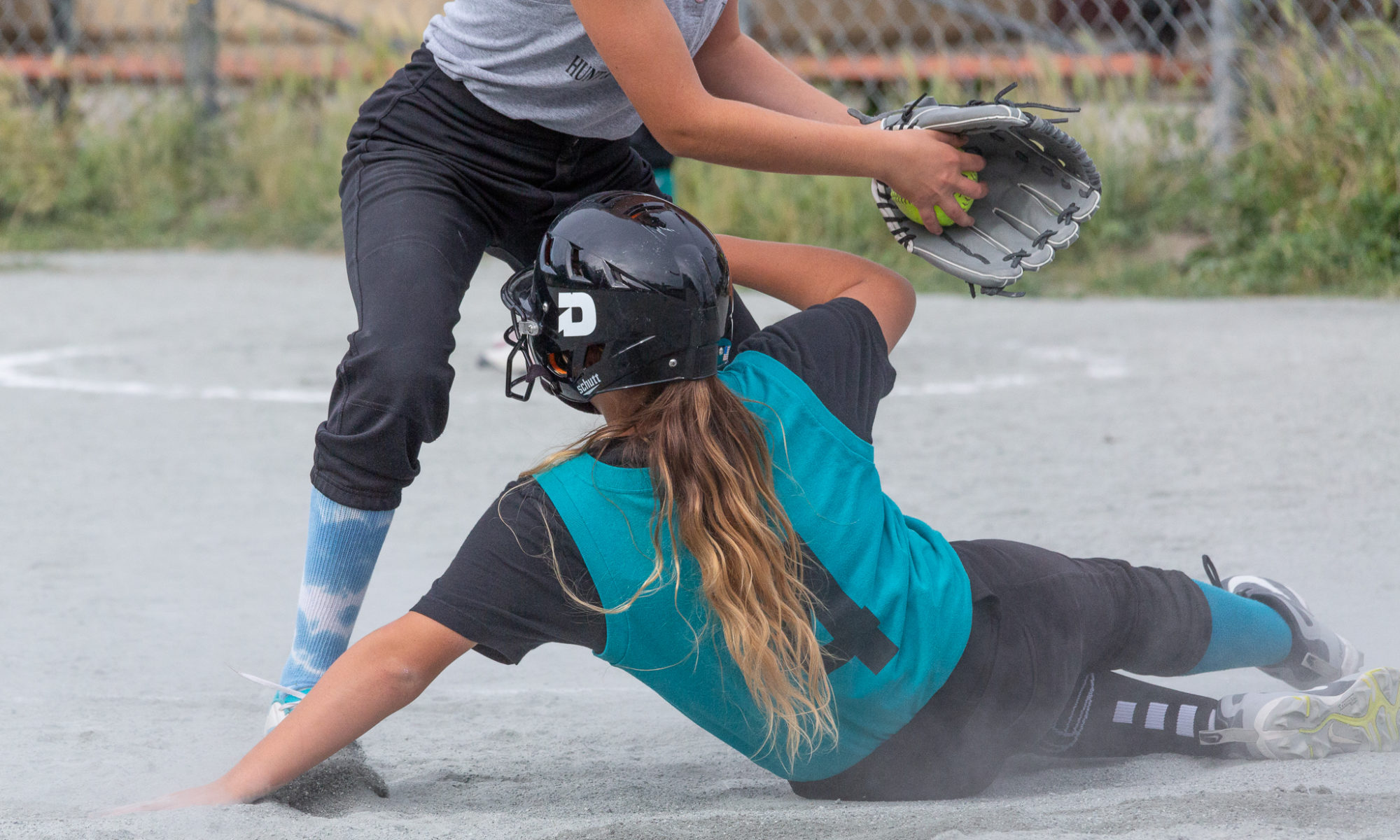 San Lorenzo Valley Girls Softball