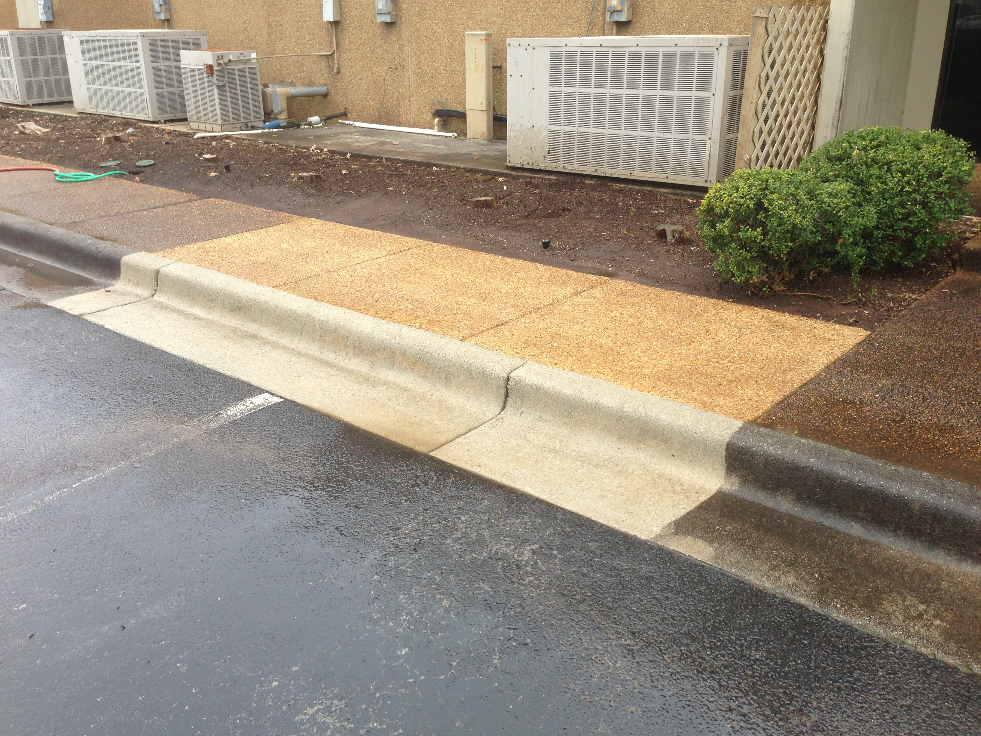 sidewalk power cleaning Wellington FL