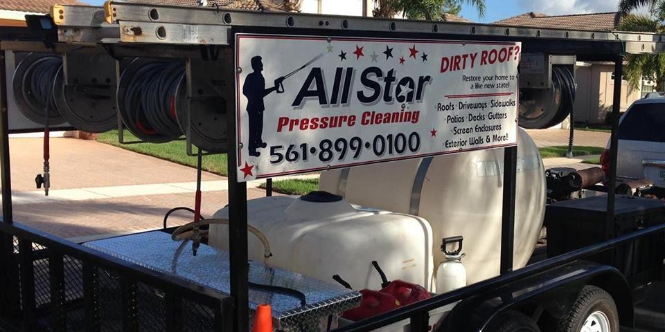 Pressure Cleaning, Wellington FL, Power Washing