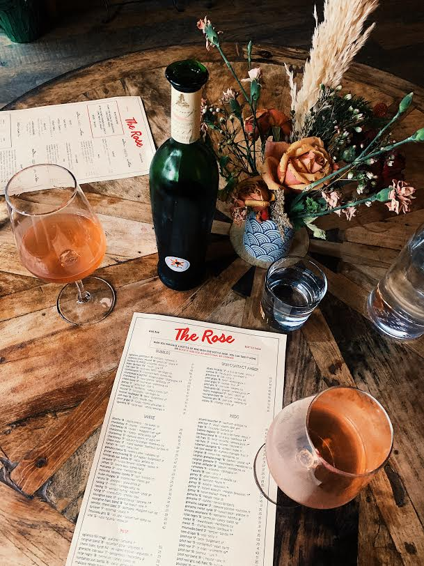 WHY 'THE ROSE' WINE BAR NEEDS TO BE ON YOUR SAN DIEGO RADAR.