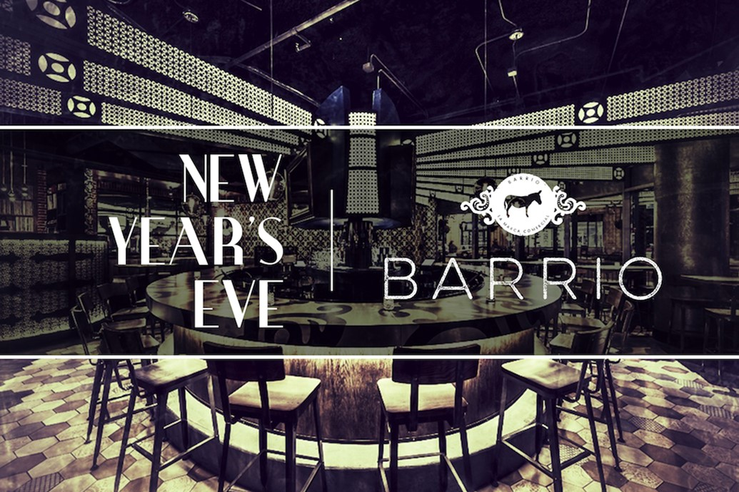 Barrio - New Years Eve Chicago 2020