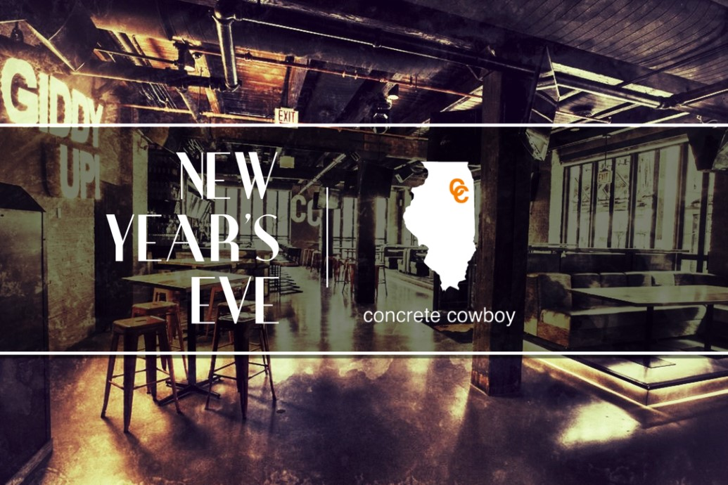 Concrete Cowboy - New Years Eve Chicago 2020