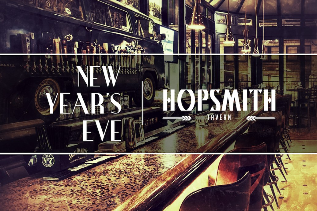 Hop Smith - New Years Eve Chicago 2020