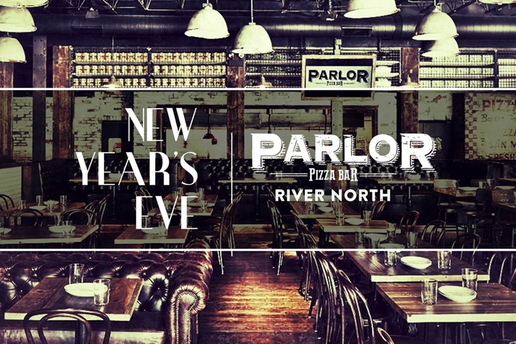 Parlor River North - New Years Eve Chicago 2020