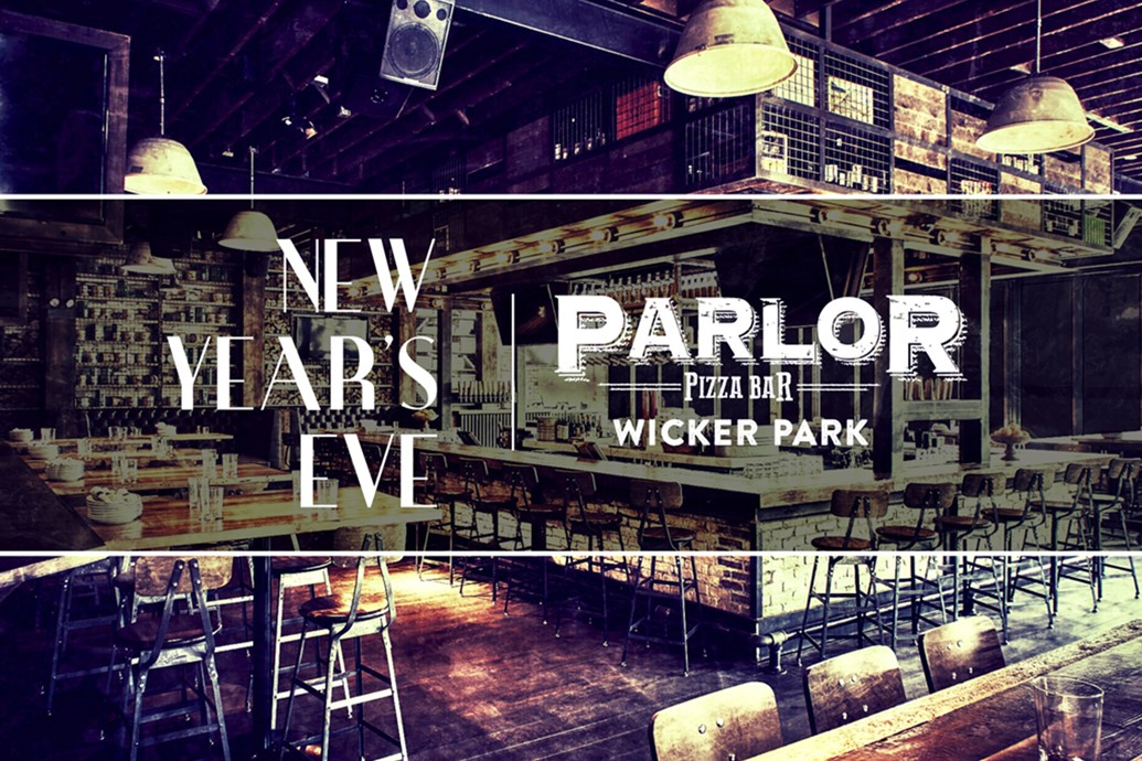 Parlor Wicker Park - New Years Eve Chicago 2020