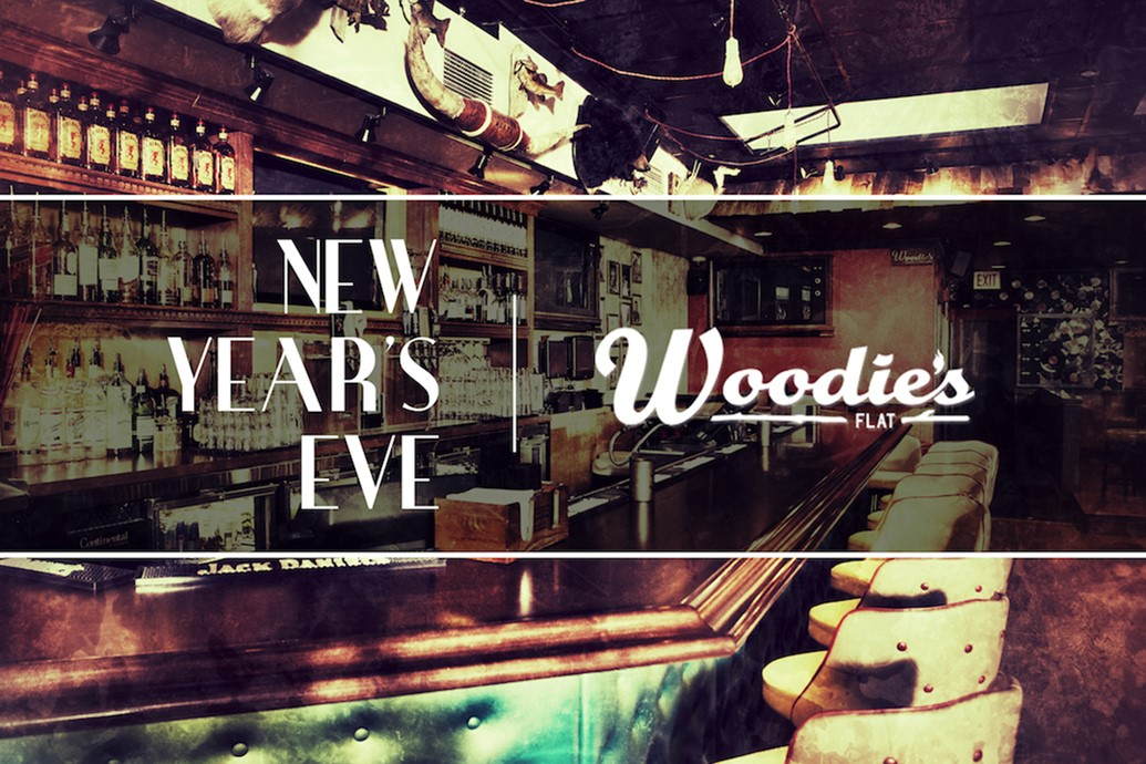 Woodie's - New Years Eve Chicago 2020