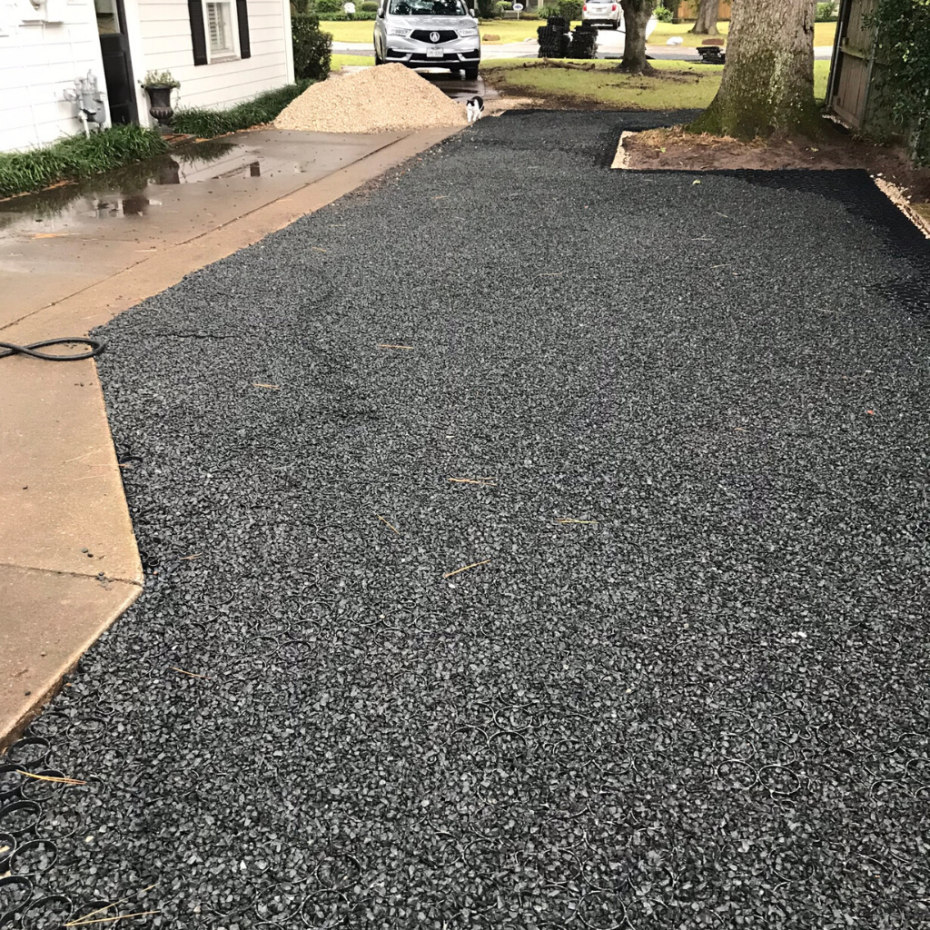 1024 Drive way Pad Finished