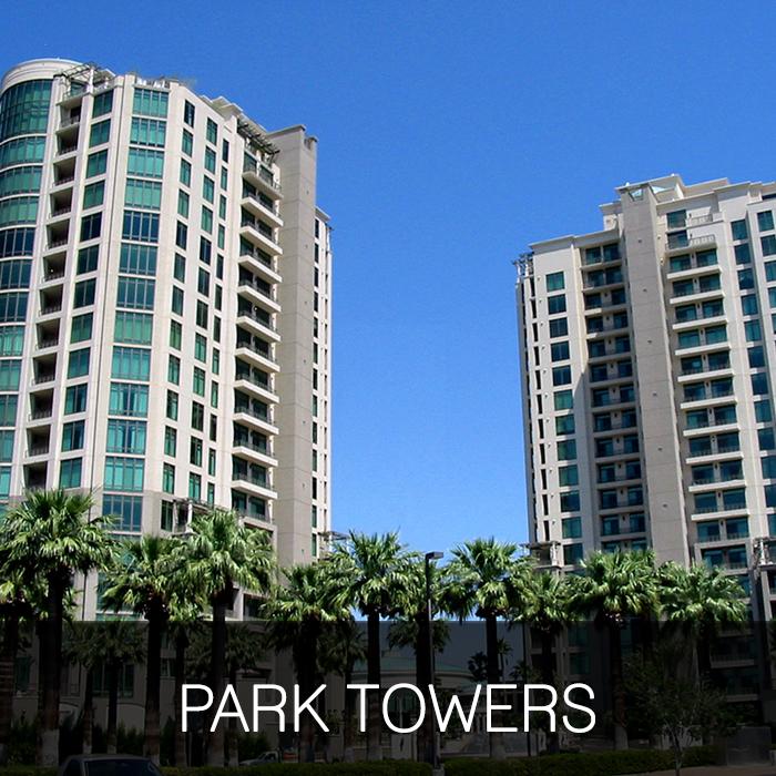 Park Towers Las Vegas