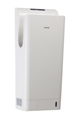Automatic High Speed Dual Jet Hand Dryer, Power 700-1850W, Drying time 7-10s, with brushless motor.
