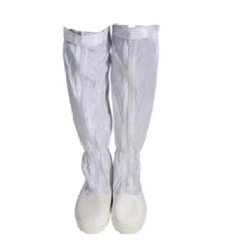 LH-130-1 Anti-static PVC Sleeve Shoes Size:34 to 50# (5mm grid)