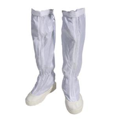 LH-130-2 Anti-static PVC Sleeve Shoes Size:34 to 50# (5mm stripe)