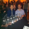 Kevin Selfe and The Tornadoes win 7 Muddy Awards!
