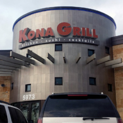 The Dallas Social Scene Just Got a New Kona Grill in the Upscale West Plano