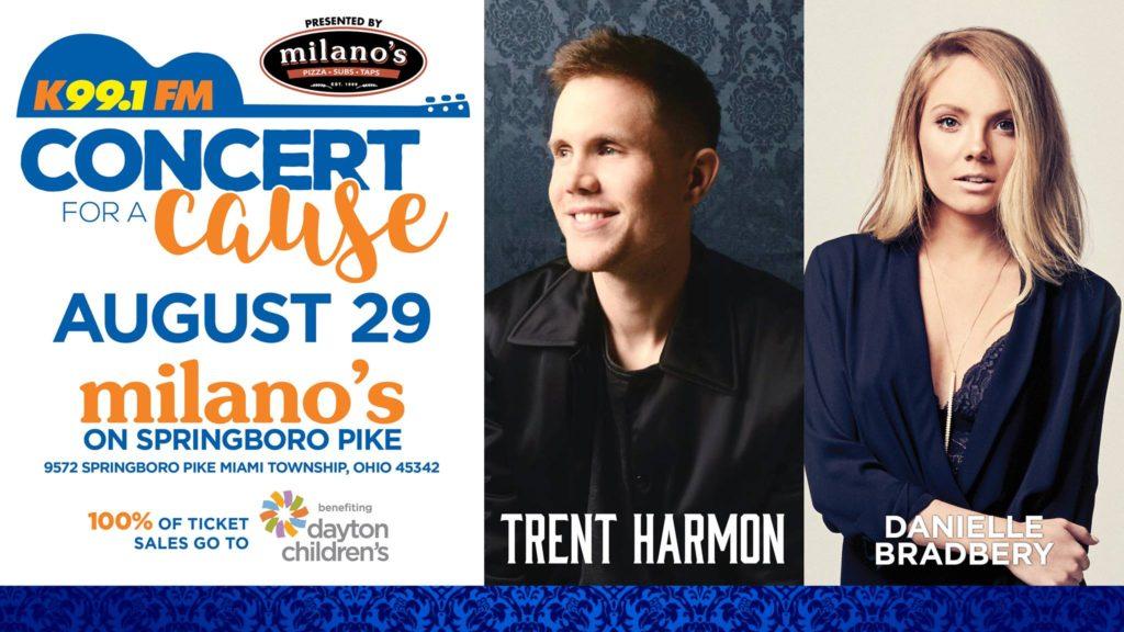K99.1FM Concert For A Cause Raises $11,500 for Dayton Children's Hospital
