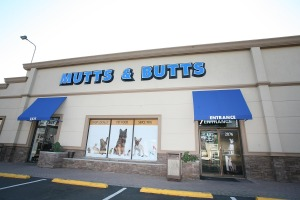 The new Mutts & Butts - after renovation!