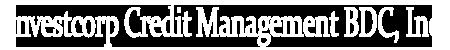 Investcorp Credit Management BDC, Inc.