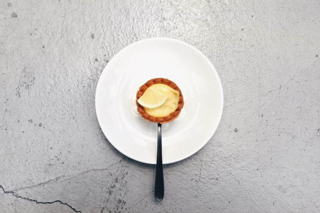 Laura Pastry_Food on Fork