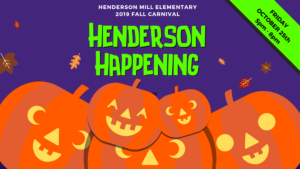 Henderson Happening Friday October 25th, 5 pm - 8 pm
