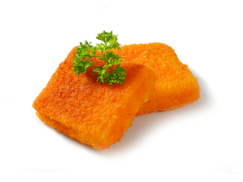 Breaded Fish Patty Image