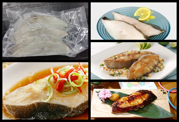 Halibut Steak Image