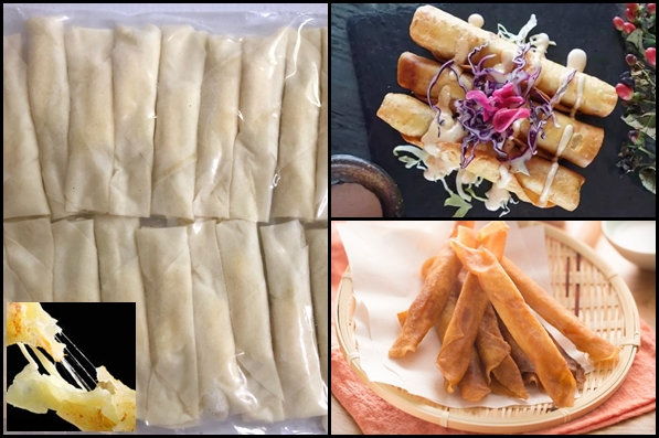 Rice Cake & Cheese Roll Image
