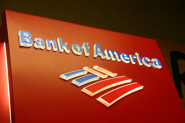 Bank of America Teams up with Visa to Test Contactless Payments