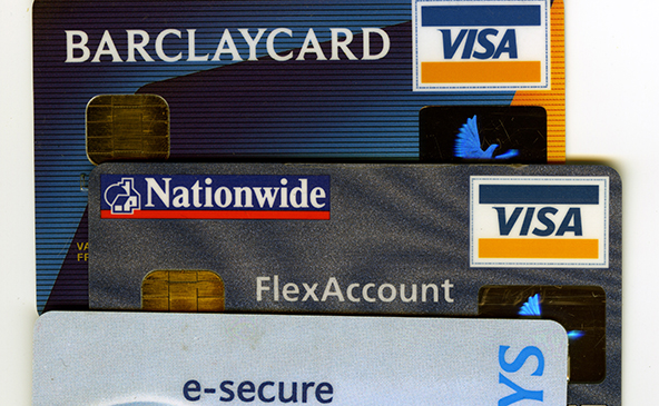 U.K. Credit Card Companies Suffer Record Losses in 2010 Q2