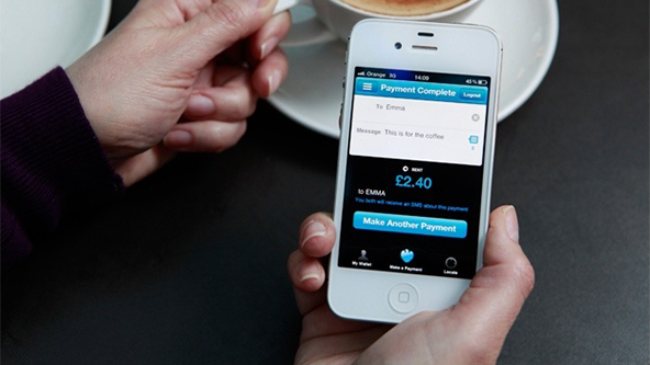 Mobile Payments Volume to Total Nearly $1 Trillion by 2014