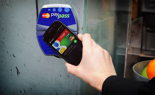 Google Steps Up NFC Push