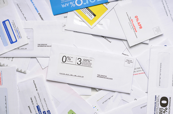 Your Credit Card Mail Is not Junk Anymore