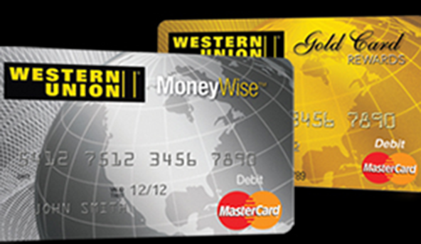 Western Union's Prepaid Card Goes Global