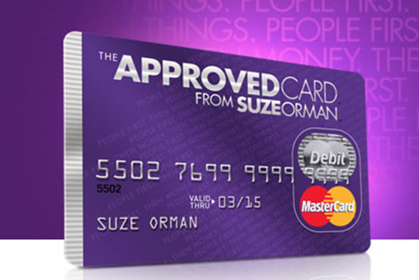 Why Suze Orman's Prepaid Card Is a Non-Event