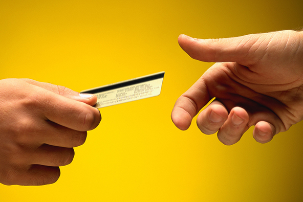 Would You Accept a Credit Card Offer from a Debt Collector?