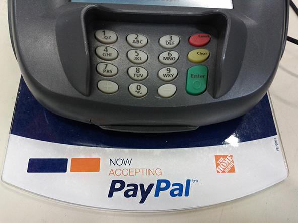Why PayPal's Coming to Your Grocery Store Irks Visa and MasterCard
