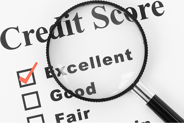 Education, Fear of Debt and Credit Scores