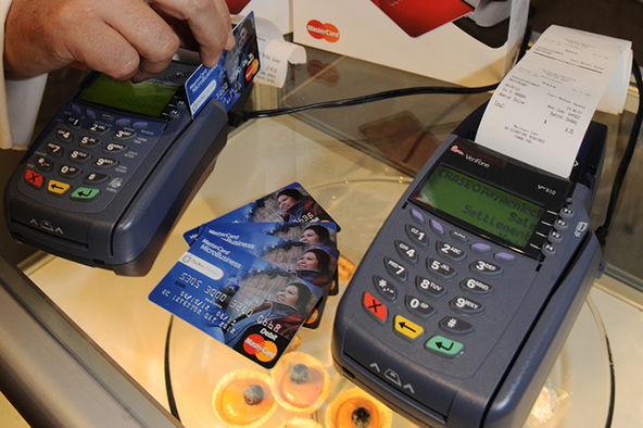 Credit Card Defaults, Delinquencies May Be down, but Interest Rates Are Up