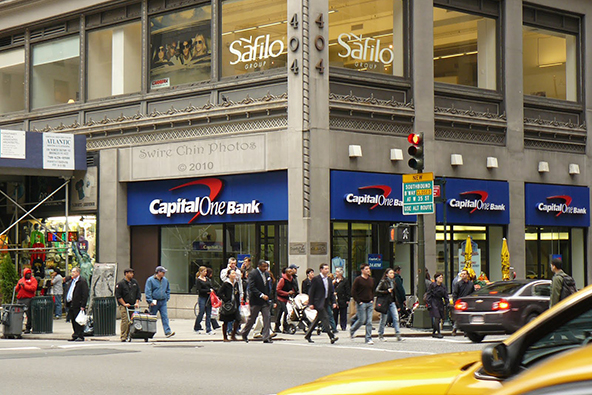 The CFPB Flexes Its Regulatory Muscle, Capital One First Victim